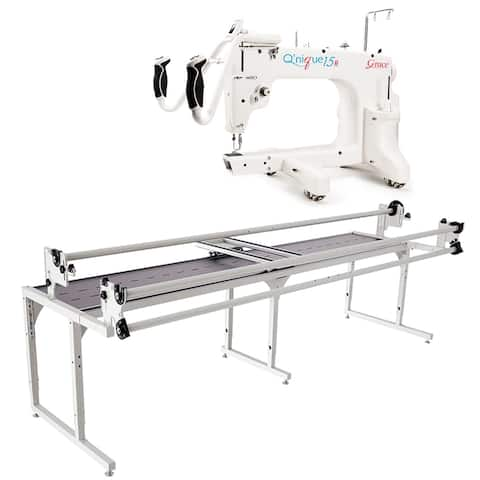 Juki DX-1500QVP Computerized Sewing Machine - White
