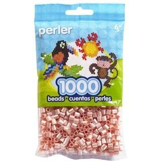 Perler Pearl Beads 1,000/Pkg-Light Pink