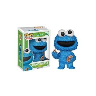 POP Sesame Street Cookie Monster Vinyl Figure