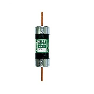 Bussmann NON-200 Non Renewable Cartridge Fuse, 200 Amp