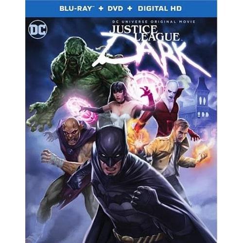 Justice League Dark - Blu-ray/DVD