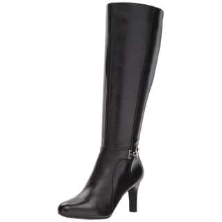 Buy Knee-High Boots Women s Boots Online at Overstock  c9a3381f206a