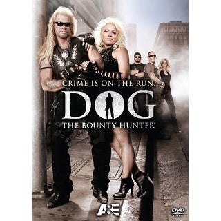 Dog the Bounty Hunter: Crime Is on the Run [DVD]
