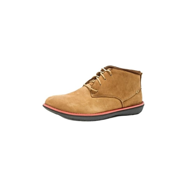 Muk Luks Casual Shoes Mens Charlie Lace Up Water Resistant