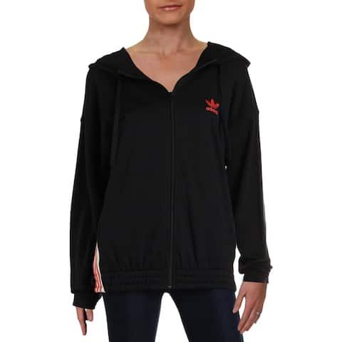 Adidas Womens Hoodie Sweatshirt Running