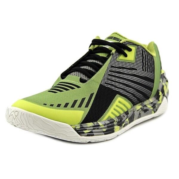 Tesh Terrestrial Men  Round Toe Synthetic Multi Color Basketball Shoe