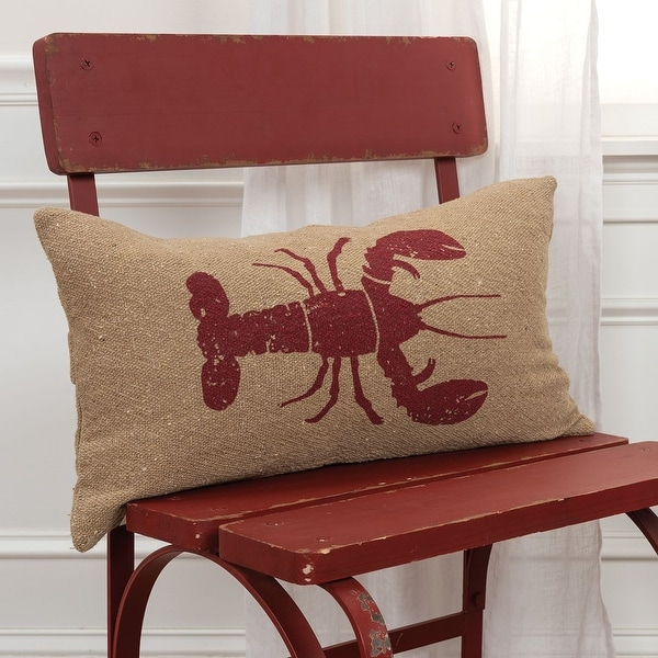 Shop Rizzy Home Lobster Red 14