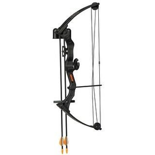 Bear Archery BA-AYS300BRM Brave black w/biscuit RH