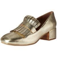 Gentle Souls Women's Ethan Kilty Toe Low Heel Dress Pump - 8
