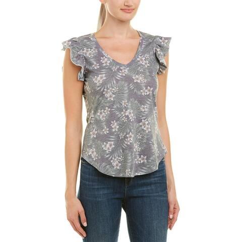 Chaser Flutter-Sleeve T-Shirt