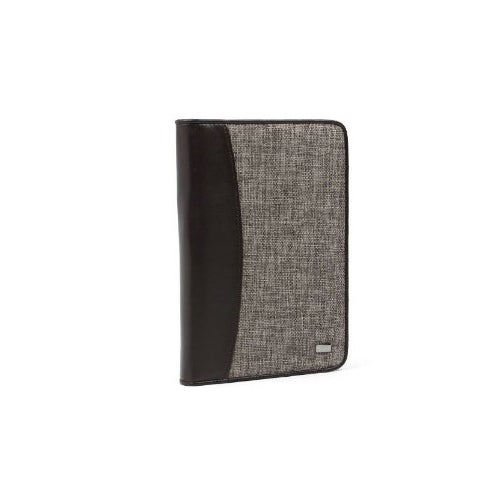 JAVOedge Tweed Book Case for Amazon Kindle Keyboard (Kindle 3) - Brown