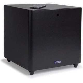 """Polk Audio DSWPRO550wi 10"""" Wireless-Ready Subwoofer, 23Hz-160Hz Frequency Response, 200 Watts Continuous Power"""