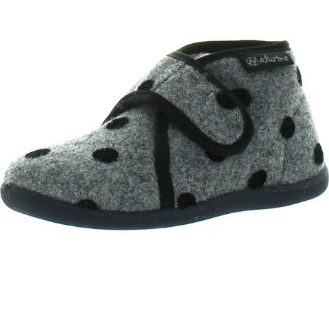 Naturino Girls 7452 Kids Natural Wool Warm Fashion House Slippers