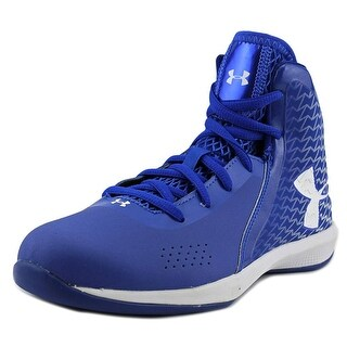 Under Armour BPS Torch Round Toe Synthetic Basketball Shoe