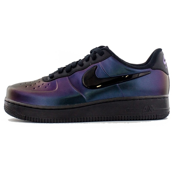 6530879cfd45e Shop Nike Air Force 1 Foamposite Pro Cup Court Purple Black (AJ3664-500) -  Free Shipping Today - Overstock - 28039834