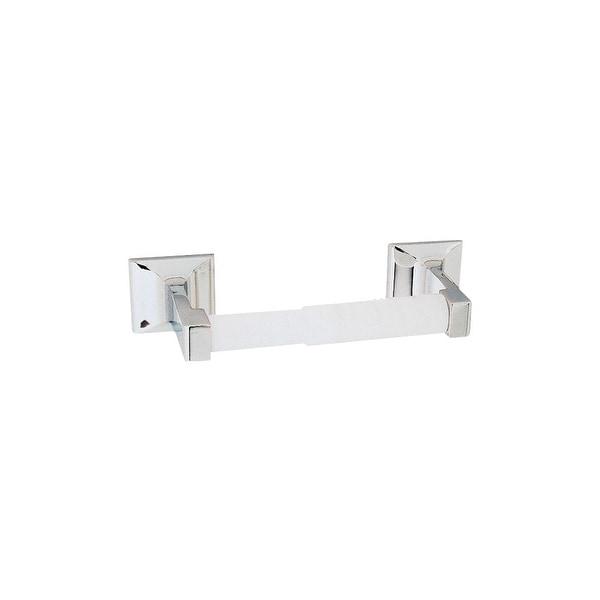 Shop Design House 533042 Polished Chrome Toilet Paper Holder From