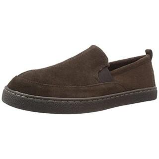 L.B. Evans Mens Kobbin Loafers Suede Slip On - 8 medium (d)
