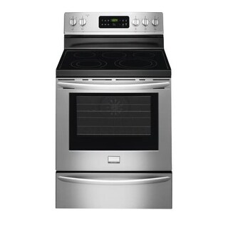 Frigidaire FGEF3035RF 30 Inch Wide 5.7 Cu. Ft. Free Standing Electric Range - Stainless Steel