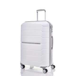 Samsonite Freeform Hardside Spinner 21 Inch, White
