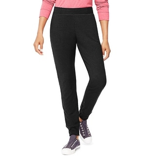 Hanes Women's Fashion French Terry Jogger - XL
