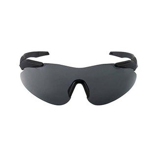 Beretta oca100020999 beretta shooting glasses oca1 black lenses/black frames