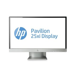 HP 25XI 25 IPS LED Backlit 1920 x 1080 60Hz Full HD 7ms VGA DVI-D HDMI