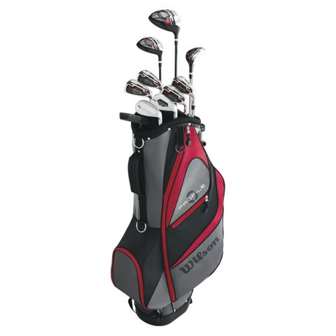 Wilson Profile XD Men's Complete Golf Club Set (Left-Hand)