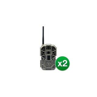 Stealth Cam 22MP Infrared Camera (2-Pack) Wireless Infrared Camera