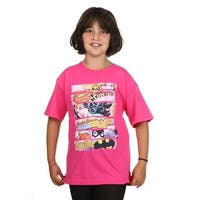 Girls Three Of A Kind Super Girls T-Shirt