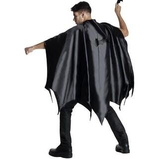 DC Comics Batman Deluxe Costume Cape Adult One Size