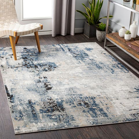 Fontaine Modern Abstract Area Rug