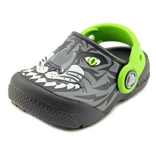 Crocs Fun Lab Clog Youth Round Toe Synthetic Clogs