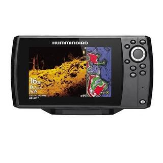 Link to Humminbird 410940-1NAV HELIX 7 CHIRP Mega DI Fishfinder / GPS Combo G3 Similar Items in Fish Finders & Electronics