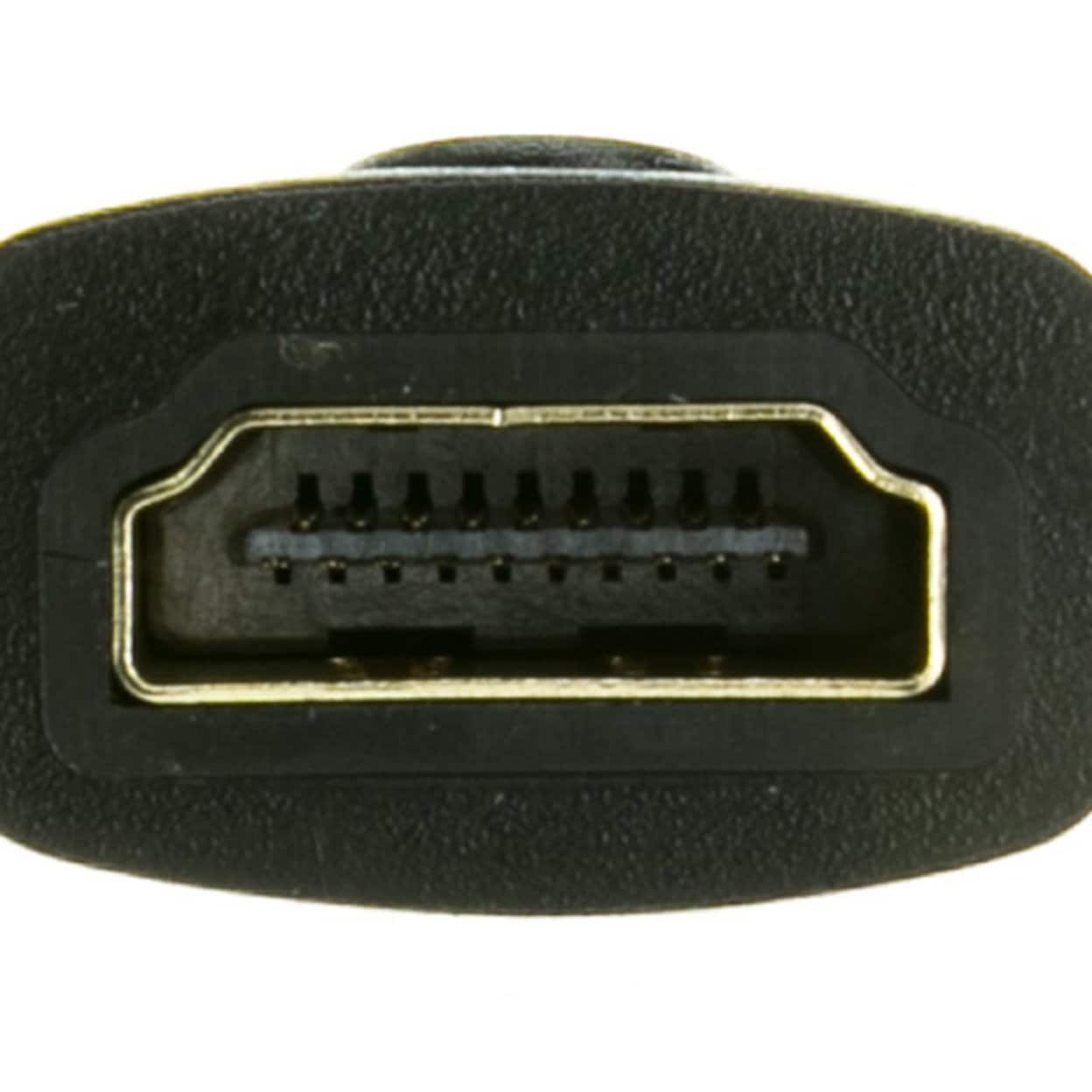 HDMI to Mini HDMI Adapter Type C 50 Pack HDMI Female to Mini HDMI Male GOWOS