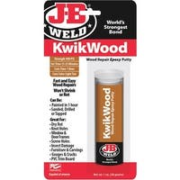 JB Weld Kwikwood Repair Epoxy