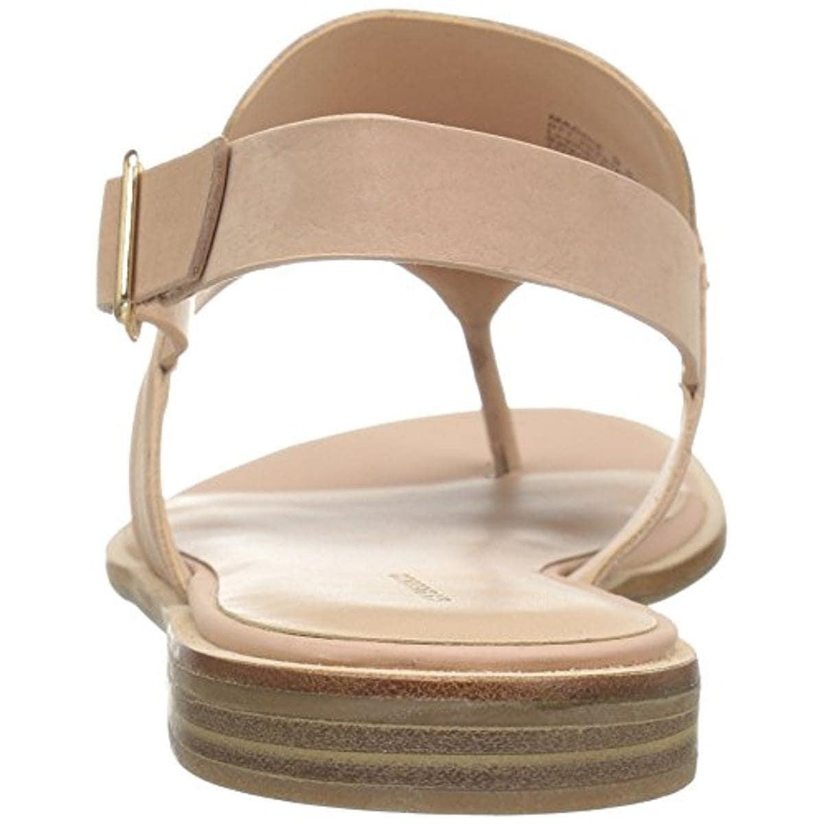 5ea885cae62 G.H. Bass & Co. Womens Maddie Thong Sandals Open Toe Causal - 7.5 medium  (b,m)