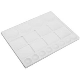 "13""X10"" - 20 Cavity - Pro Art Plastic Palette"