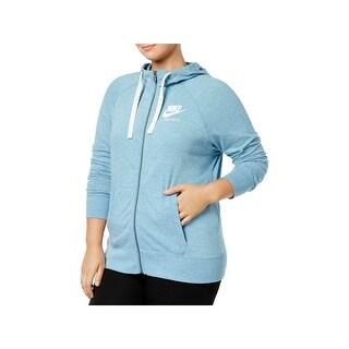 Nike Womens Plus Athletic Jacket Fitness Running