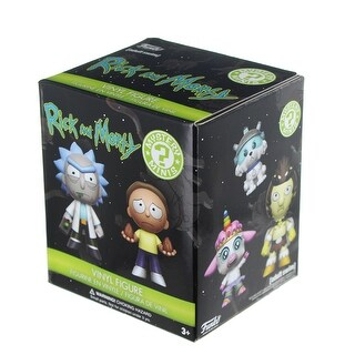 Rick and Morty Funko Blind Packaging Minis, 1 Random - multi