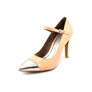 Tahari Sabina Women Pointed Toe Patent Leather Mary Janes