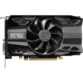 Link to EVGA Video Card 06G-P4-1161-KR GeForce GTX1660 XC 6GB GDDR5 192Bit HDMI/DisplayPort/PCI Express Black Retail Similar Items in Computer Cards & Components