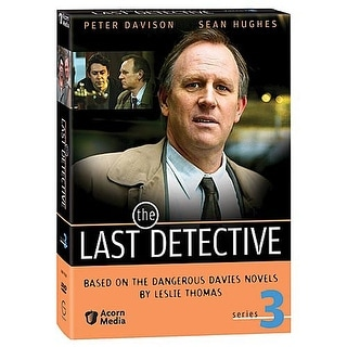 The Last Detective: Series 3 - Dvd