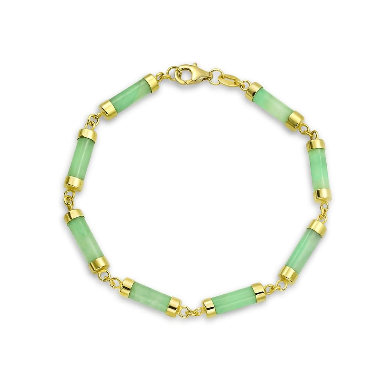 Asian Style Green Jade Bar
