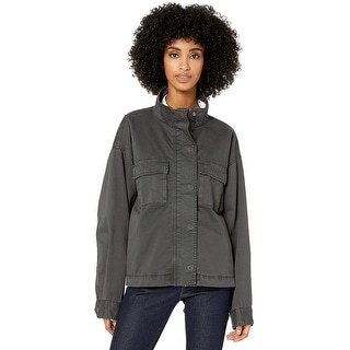 Link to Brand - Goodthreads Women's Cropped Oversized Utility Jacket Similar Items in Jackets