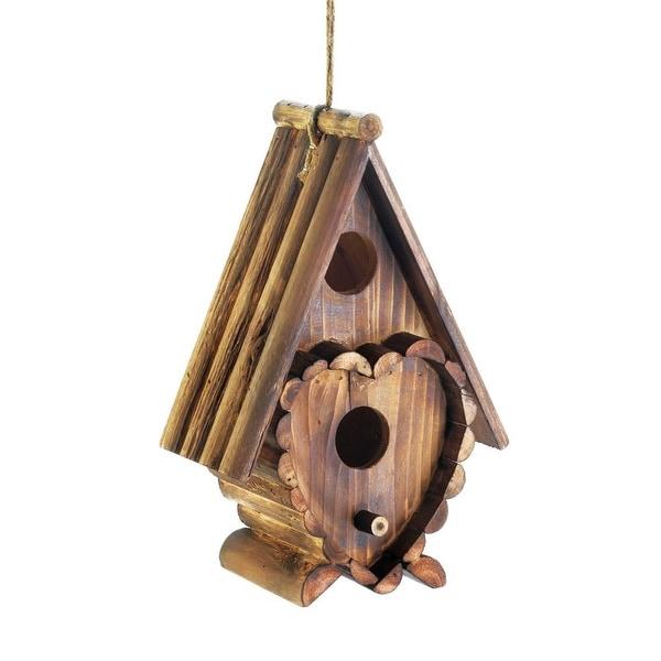 Heart Shape Birdhouse
