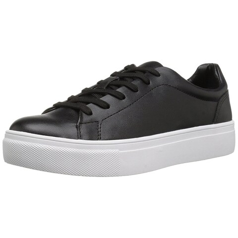 Madden Girl Womens Kitten Low Top Lace Up Fashion Sneakers