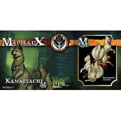 Malifaux - Ten Thunders - Kamaitachi