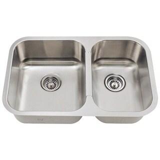 Polaris PL035 Small Offset Stainless Steel Sink