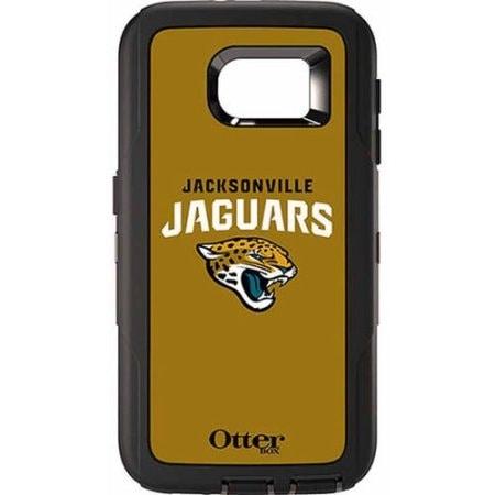 Otterbox Defender Case for Samsung Galaxy S6 - NFL Jacksonville Jaguars
