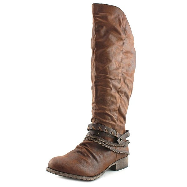 Jellypop Tanner Women Brown Boots